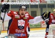 Sponsorhåndbok Lillehammer Ishockeyklubb