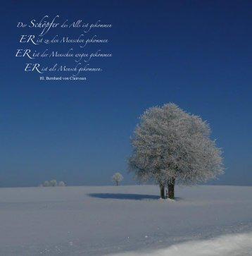 Abtei Jahresbericht 2015