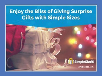Easy Way to Send and Receive Surprise Gifts