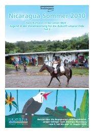 Nicaragua Sommer 2010 - Jinotega