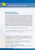 LES RENCONTRES DE L'AMF - Page 2