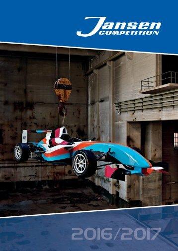 Jansen Competition - Katalog 2016/2017