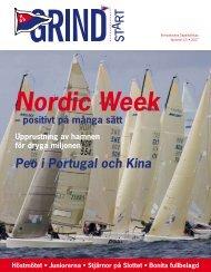 Nordic Week - Borstahusens Segelsällskap