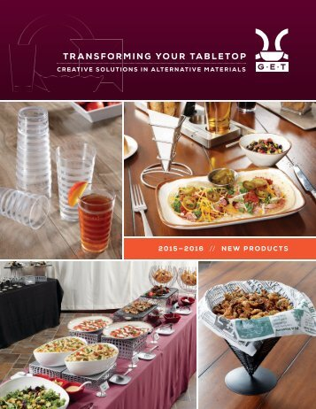 TRANSFORMING YOUR TABLETOP