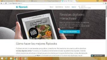 Sitios para revistas electronicas