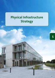 Physical Infrastructure Strategy