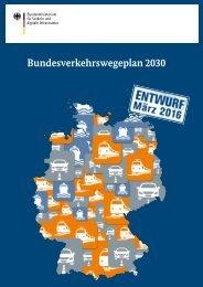 BVWP 2030 Referentenentwurf Zusammenfassung