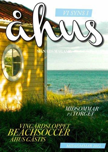 Juli 2012 - Vi Syns i Åhus