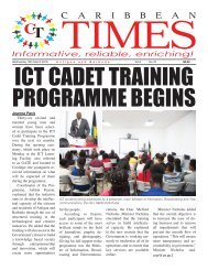 Caribbean Times 70th issue - Wednesday March 16th 2016