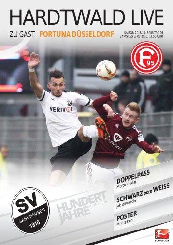 Hardtwald Live, Heft 13, Saison 2015/16