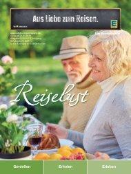 EDEKA Reisemagazin April 2016 Reiselust