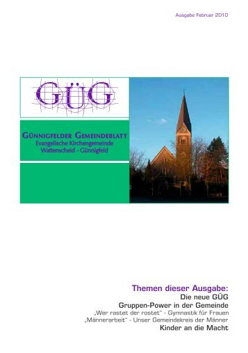 GUEG Jahrbuch 2010