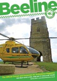 Beeline: Dorset & Somerset Air Ambulance Magazine, Spring 2016