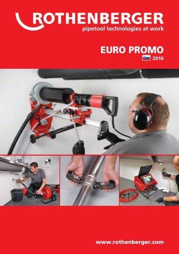 Rothenberger EURO PROMO 2016