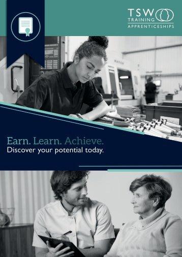Earn Learn Achieve