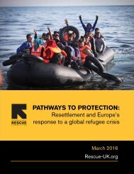 PATHWAYS TO PROTECTION