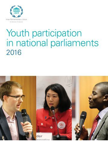 Youth participation in national parliaments
