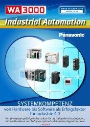 WA3000 Industrial Automation Maerz 2016