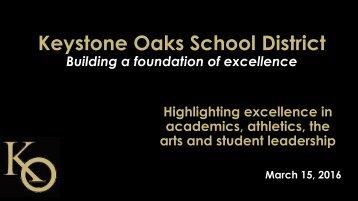 Keystone Oaks School District