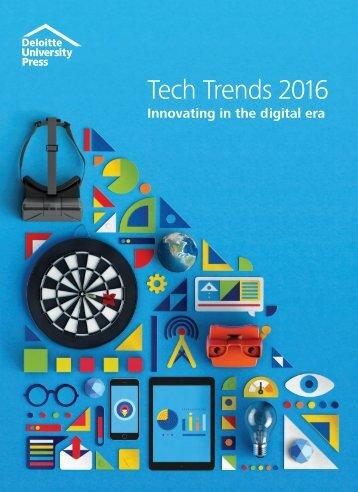 Tech Trends 2016