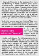 My Story Nicole Begg Destined to Skate - Page 5