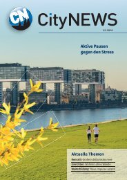 CityNEWS-Ausgabe 01/2016