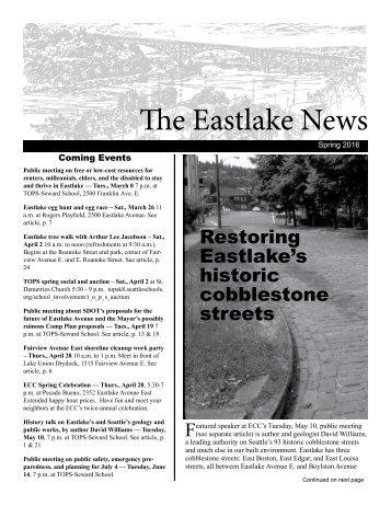 The Eastlake News