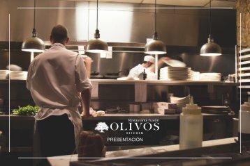 presentacion Olivos Kitchen