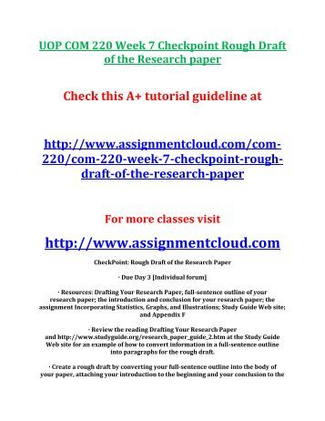 APA Style Research Paper Template AN EXAMPLE OF OUTLINE FORMAT  APA Style Research  Paper Template AN EXAMPLE OF OUTLINE FORMAT Domov