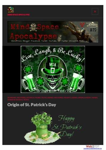 Real St. Patrick