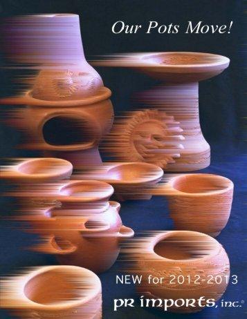 Cover Page 1 2011-2012.ai - PR Imports, Inc.