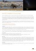 DUNES TO ETOSHA - Page 2