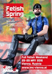 Vienna Fetish Spring 2016