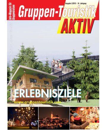 Gruppen - Touristik AKTIV 03/2015