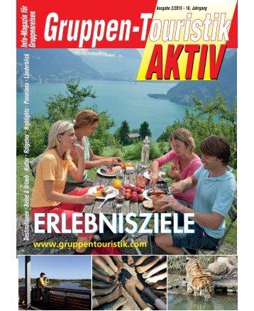 Gruppen-Touristik AKTIV 02-2015