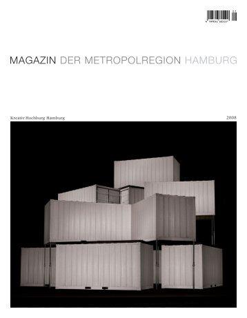 Kreativ Hochburg Hamburg - Metropolregion Hamburg