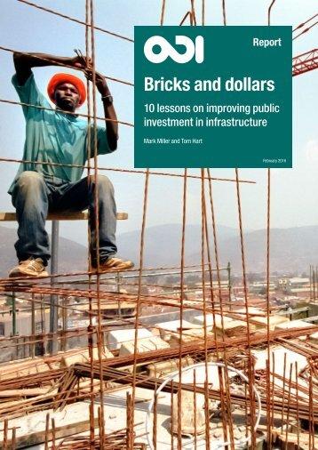 Bricks and dollars