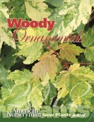 Woody Ornamentals 2012