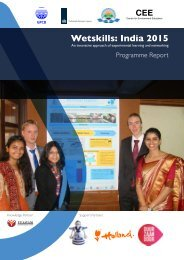 Wetskills India 2015