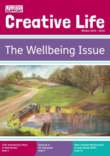 The Wellbeing Issue