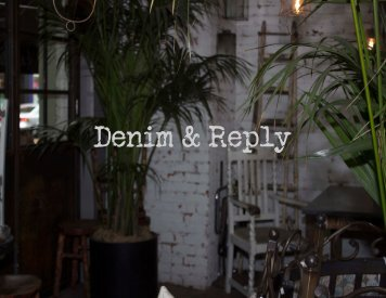 Denim And Reply
