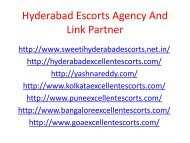 Hyderabad Escorts Agency And Link Partner (1)