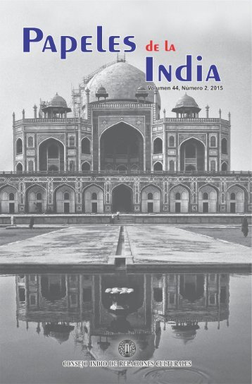 PAPELES DE LA INDIA
