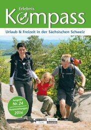 Erlebnis Kompass 2016 - Sächsische Schweiz