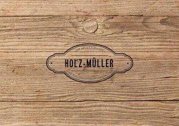 Exposé Holz-Müller