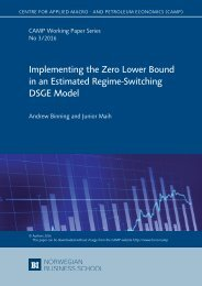 Implementing the Zero Lower Bound in an Estimated Regime-Switching DSGE Model