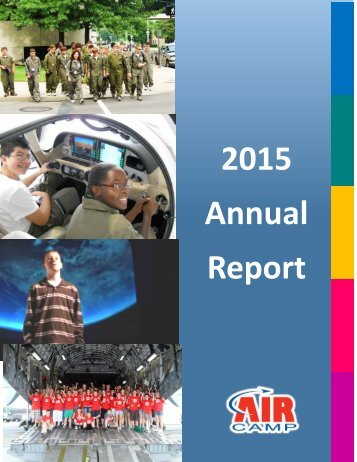 AirCamp Annual Report