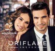 Catalogue Oriflame C1 2016 By SONYA MED CODE 105551