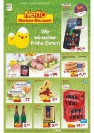 Netto Marken-Discount Prospekt KW 12
