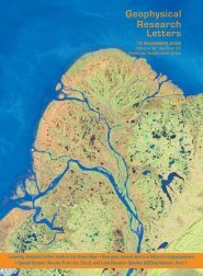 Geophysical Research Letters - Water Resources of Alaska - USGS